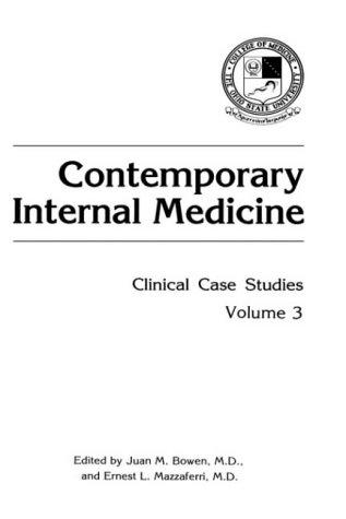 Contemporary Internal Medicine: Clinical Case Studies Volume 3 9780306436840