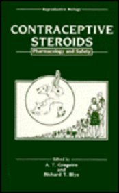 Contraceptive Steroids: Pharmacology and Safety 9780306423932