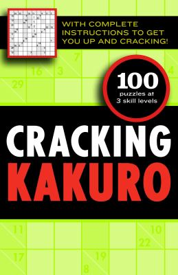 Cracking Kakuro 9780307346797