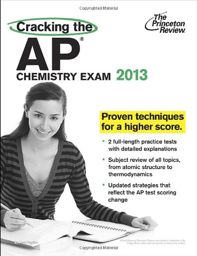 Cracking the AP Chemistry Exam 9780307944887