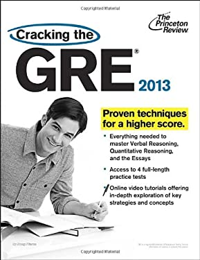 Cracking the GRE 9780307944696