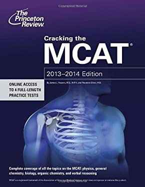 Cracking the MCAT, 2013-2014 Edition 9780307945341
