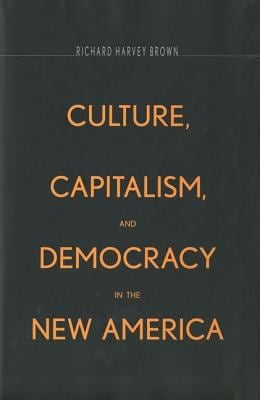 Culture, Capitalism, and Democracy in the New America 9780300100259