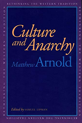 Culture and Anarchy 9780300058673