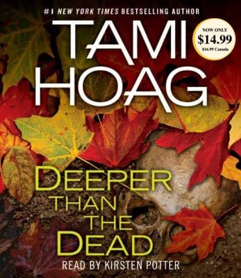 Deeper Than the Dead 9780307914248