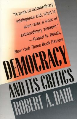 Democracy and Its Critics 9780300049381