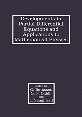 Developments in Partial Differential Equations and Applications to Mathematical Physics 9780306443114