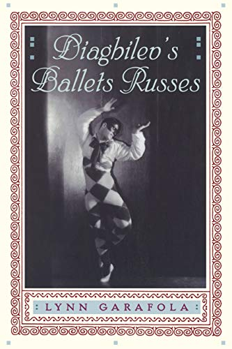 Diaghilev's Ballets Russes 9780306808784