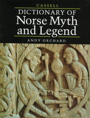 Dictionary of Norse Myth and Legend 9780304345205