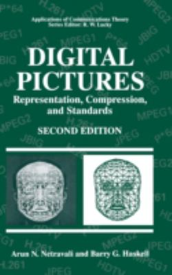Digital Pictures: Representation, Compression and Standards - Netravali, Arun N. / Netravali / Haskell, Barry G.