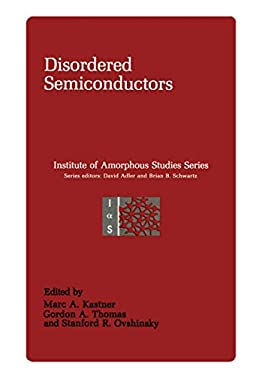 Disordered Semiconductors 9780306424946