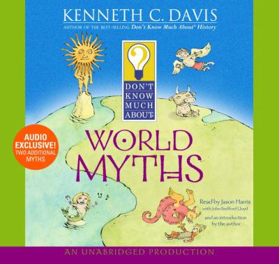 Dkma World Myths (Lib)(CD) 9780307283825