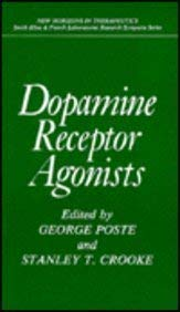 Dopamine Receptor Agonists (New Horizons in Therapeutics) 9780306416545