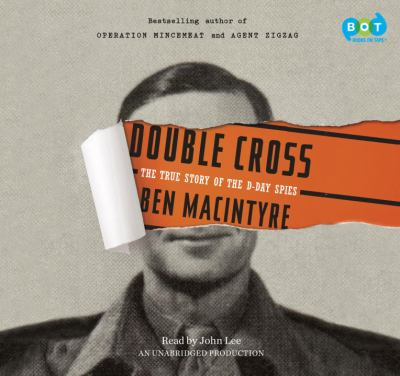 Double Cross (Lib)(CD) 9780307990457