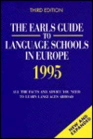 Earls Guide to Language Schools 9780304345151