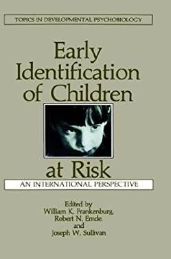 Early Identification of Children at Risk 9780306419461