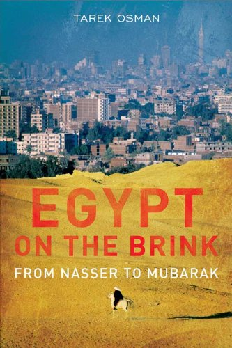 Egypt on the Brink: From Nasser to Mubarak 9780300162752