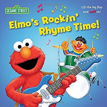 Elmo's Rockin' Rhyme Time! 9780307931849