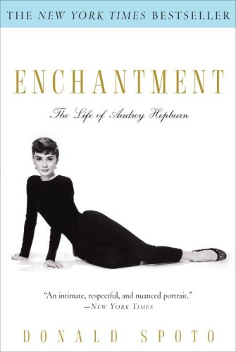 Enchantment : The Life of Audrey Hepburn