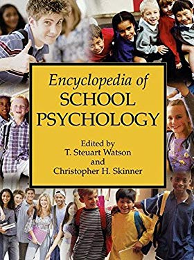 Encyclopedia of School Psychology 9780306484803