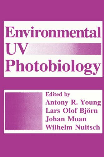 Environmental UV Photobiology 9780306444432