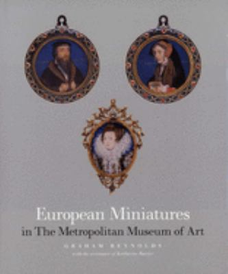 European Miniatures in the Metropolitan Museum of Art 9780300086041