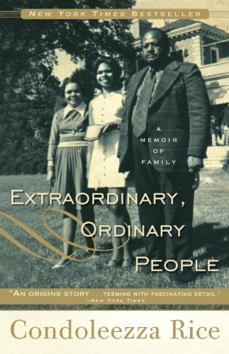 Extraordinary, Ordinary People: A Memoir of Family 9780307888471