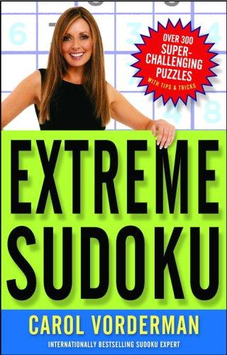 Extreme Sudoku 9780307346469