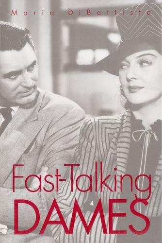 Fast-Talking Dames - DiBattista, Maria