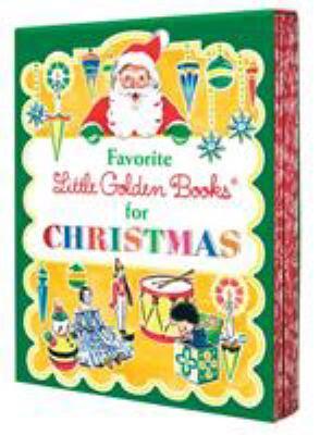 Favorite Little Golden Books for Christmas 9780307977458