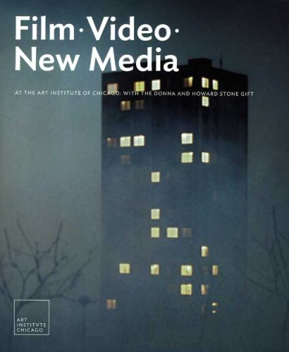 Film, Video, and New Media at the Art Institute of Chicago: With the Donna and Howard Stone Gift 9780300146905