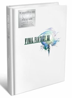 Final Fantasy XIII Complete Official Guide 9780307468383