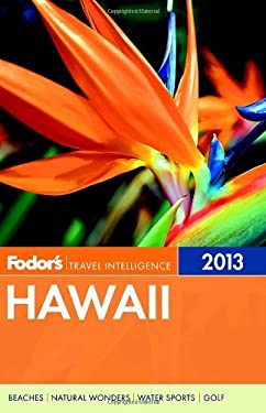 Fodor's Hawaii 2013 9780307929273