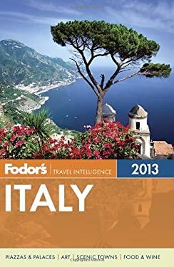 Fodor's Italy 2013 9780307929365