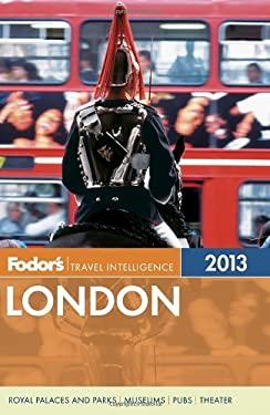 Fodor's London 2013 9780307929303