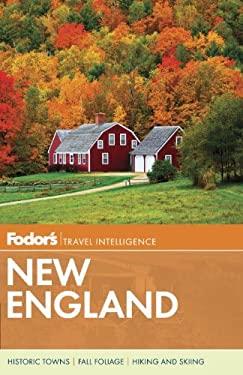 Fodor's New England 9780307929266