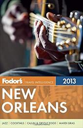 Fodor's New Orleans 2013 17387297