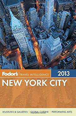 Fodor's New York City 2013