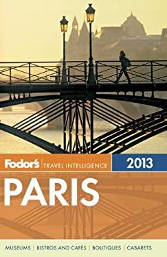 Fodor's Paris 2013 9780307929280