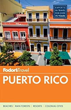 Fodor's Puerto Rico 9780307929242