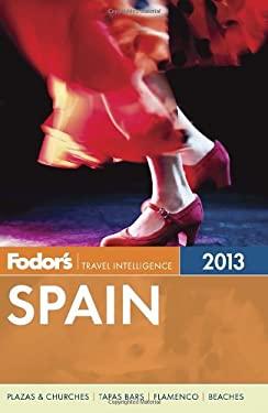 Fodor's Spain 2013 9780307929464