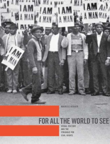 For All the World to See: Visual Culture and the Struggle for Civil Rights 9780300121315