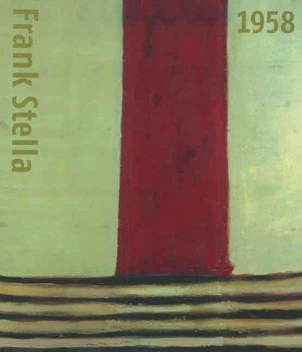 Frank Stella 1958 9780300109177