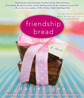 Friendship Bread 9780307914422