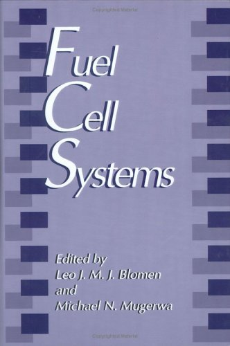 Fuel Cell Systems 9780306441585