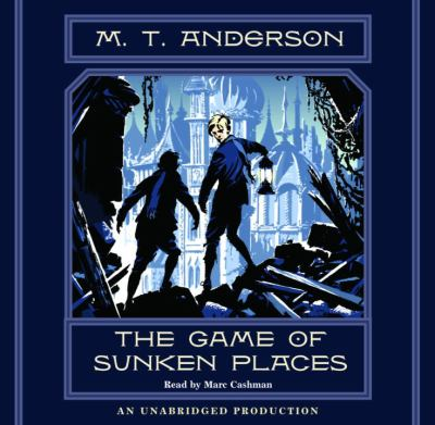 Game of Sunken Places(lib)(CD) 9780307282217