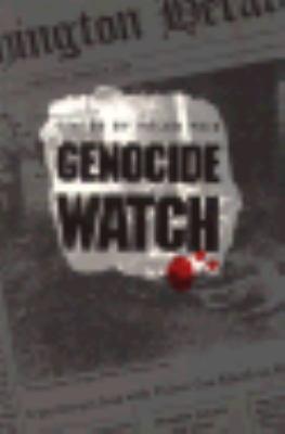 Genocide Watch 9780300048018