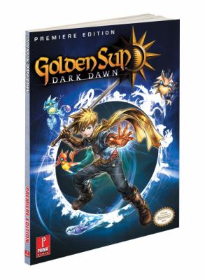 Golden Sun: Dark Dawn 9780307471062