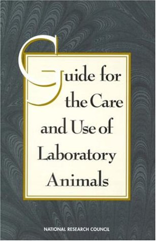 Guide for the Care and Use of Laboratory Animals: 9780309053778
