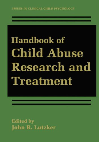 Handbook of Child Abuse Research and Treatment 9780306456596